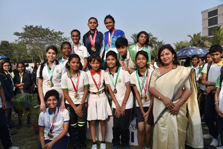 Aditya Academy Secondary-Medals