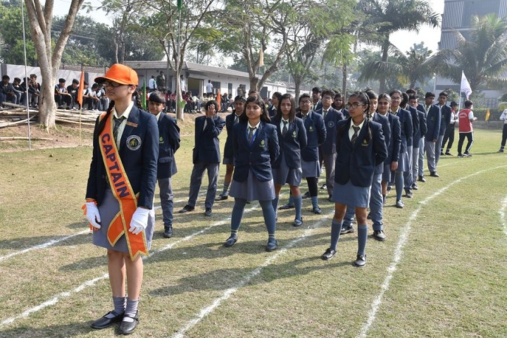 Aditya Academy Secondary-Sports Day