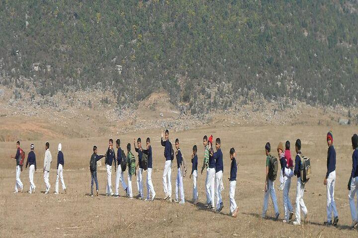 Akshar The School-Students