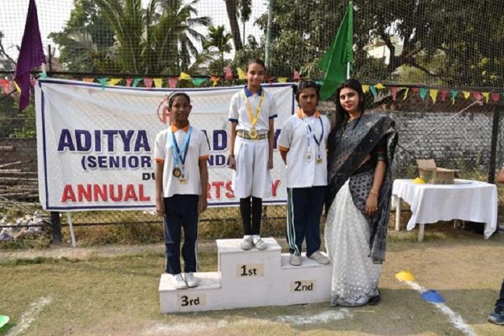 Aditya Academy Senior Secondary School-Awards