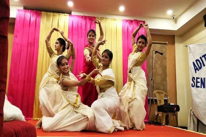 Aditya Academy Senior Secondary-dance