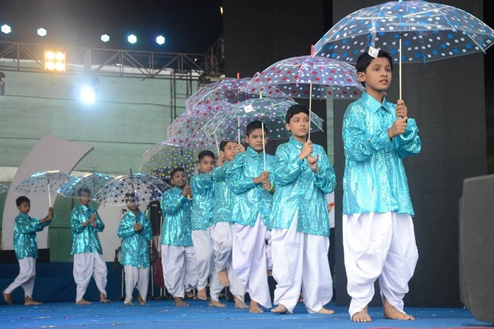 Aditya Academy Senior Secondary School-Fest