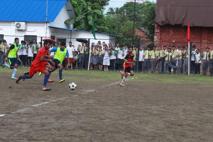 Aditya Academy Senior Secondary School-Football