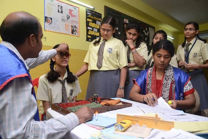 Aditya Academy Senior Secondary-health check up
