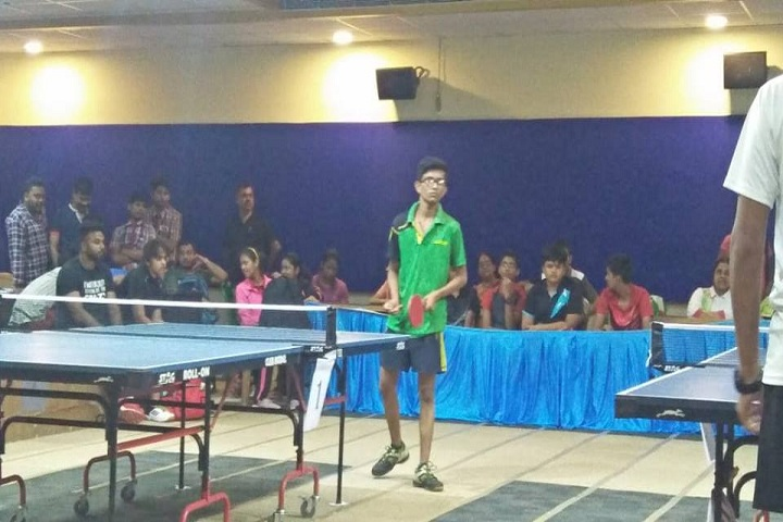 Aditya Academy Senior Secondary-table tennis