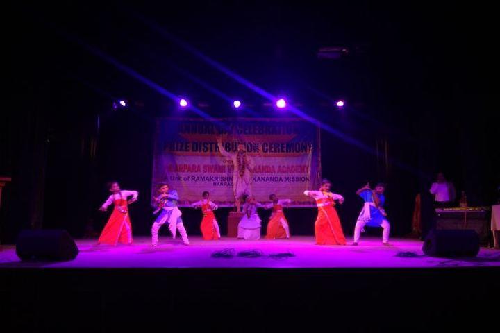Agarpara Swami Vivekananda Academy-Annual Day