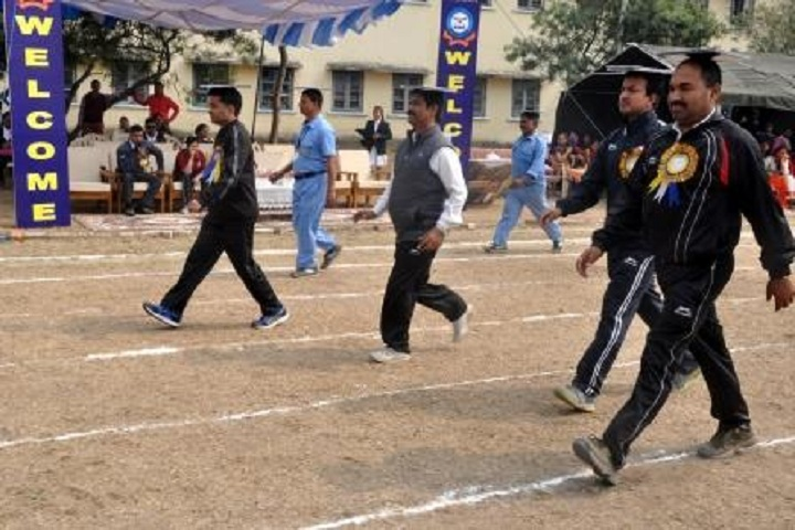 Air Force School-Chief Guest
