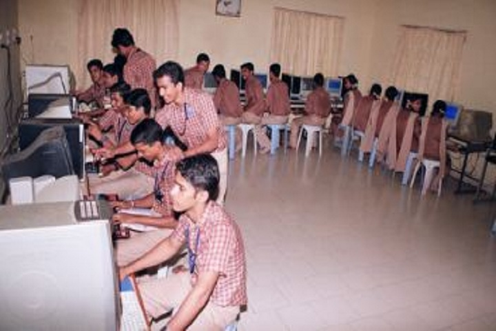 Amrita Vidyalaya-Computer Lab