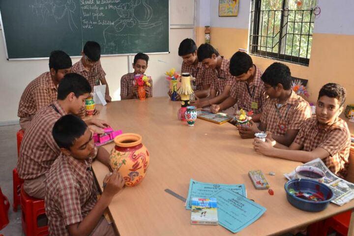 Amrita Vidyalayam - Art and Craft