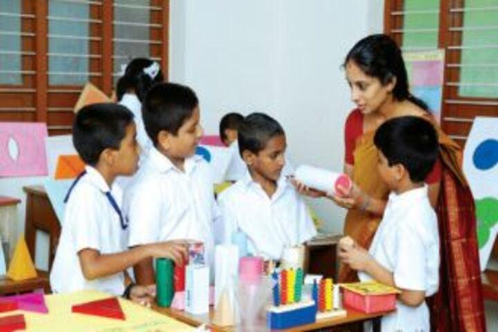 Amrita Vidyalayam - Math Lab