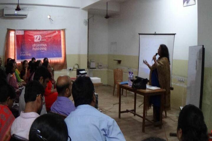 Amrita Vidyalayam - Workshop