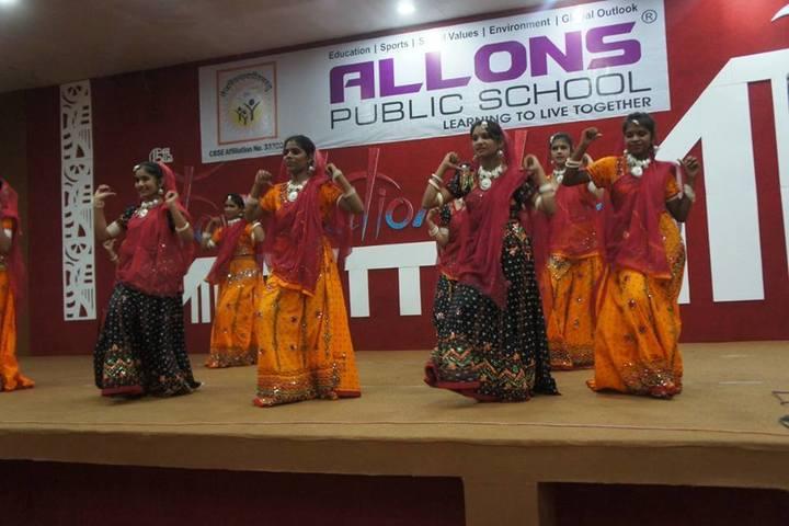 Allons Public School-Foundation Day Celebrations