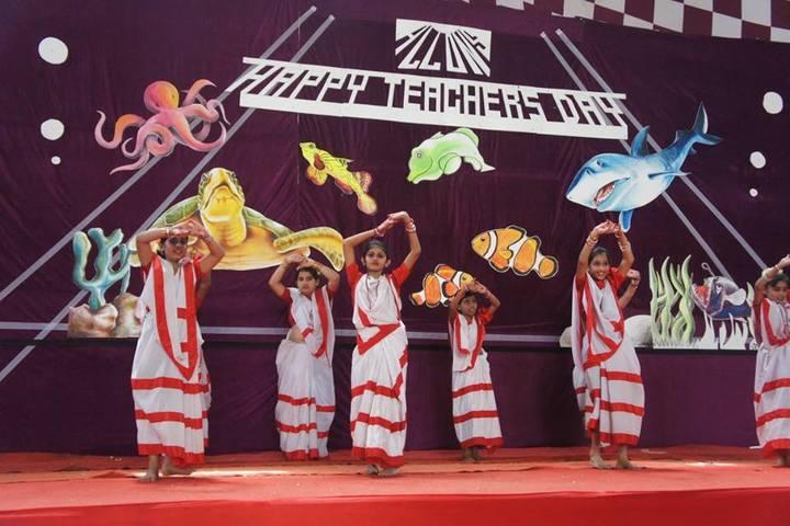 Allons Public School-Teachers day celebrations