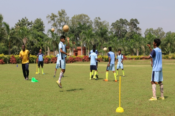 Allons Public School- Foot Ball