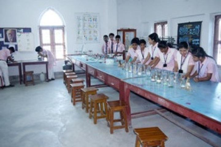 Arambagh Vivekananda Academy-Biology Lab