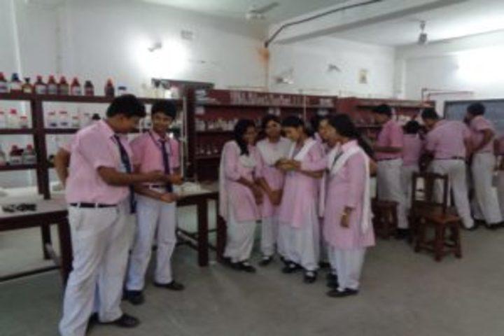 Arambagh Vivekananda Academy-Chemistry Lab