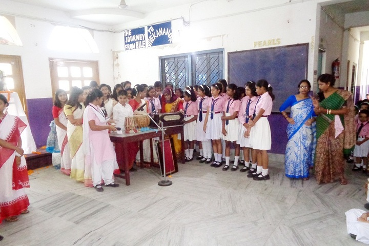 Arambagh Vivekananda Academy-Music Room
