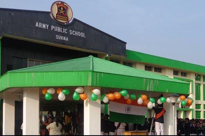 Army Public School-Campus