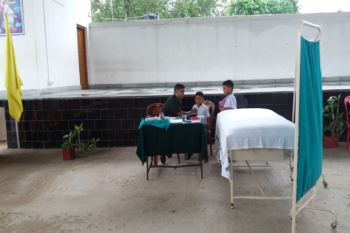 Army Public School-Medical Checkup