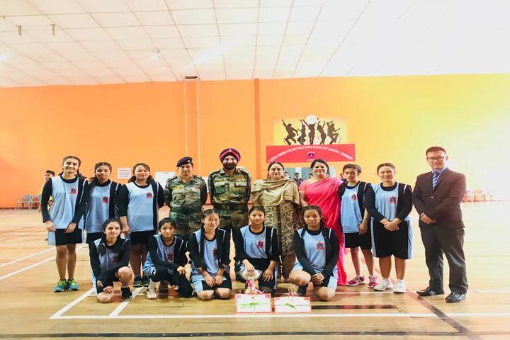 Army Public School-Girls Achievements