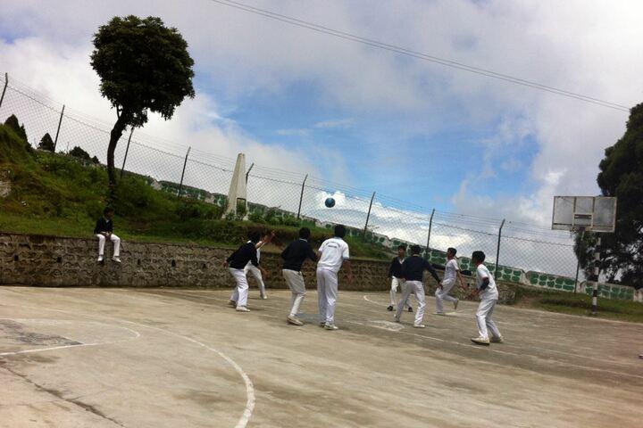 Army Public School-Sports Day