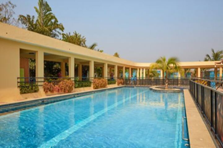 Alok International School-Swimming Pool