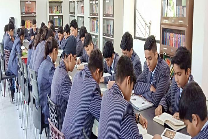Alok International School-Library