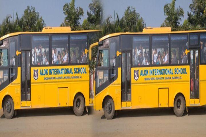 Alok International School-Transport