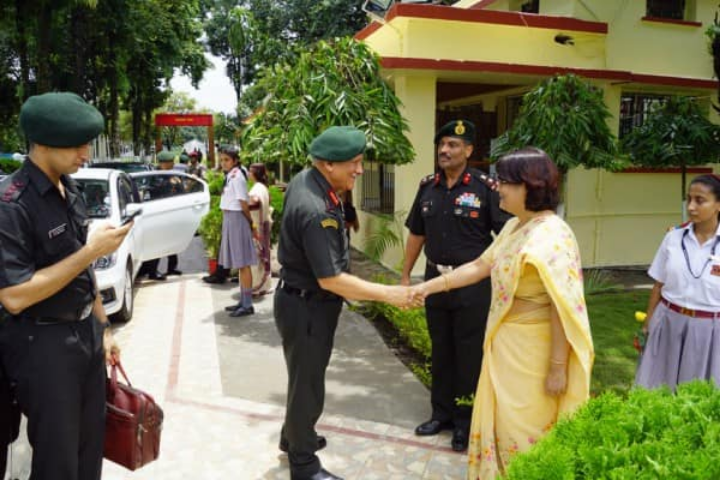 Chief Guest on Independence Day Celebration