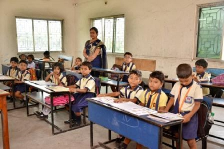 Asansol North Point School- Classroom