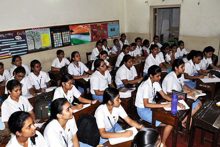 Ashok Hall Girls Higher Secondary School-Classroom