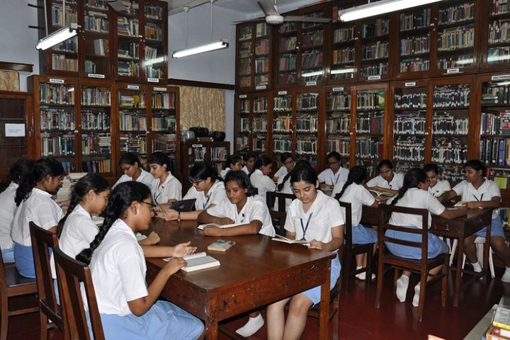 Ashok Hall Girls Higher Secondary School-Library