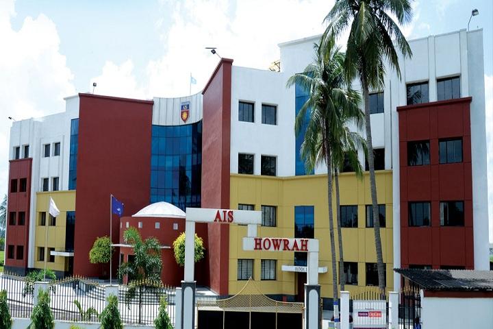 Asian International School- Building