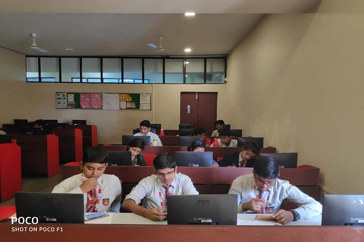 Asian International School-Computer Lab