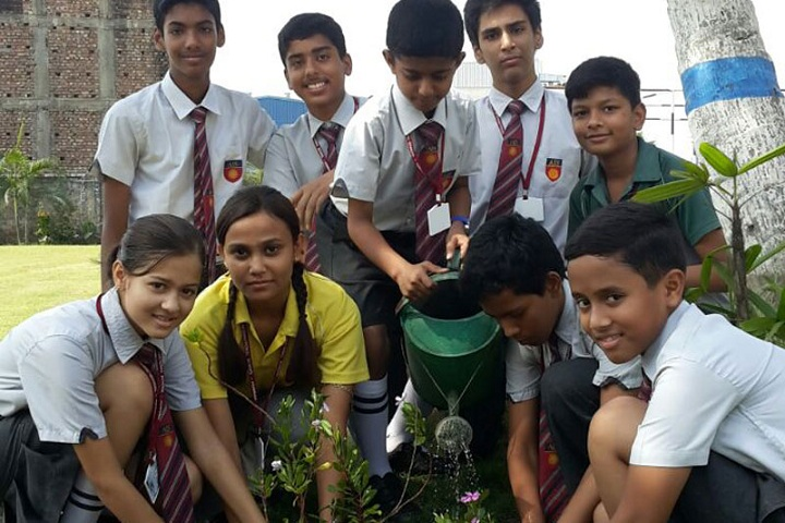 Asian International School- Earth Day Celebrations