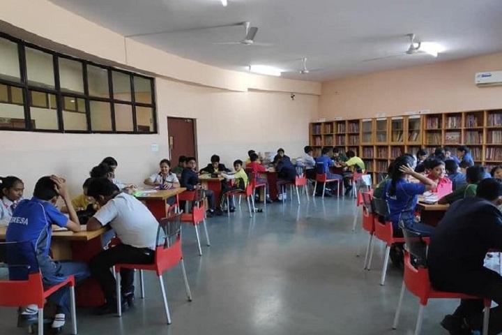 Asian International School- Library