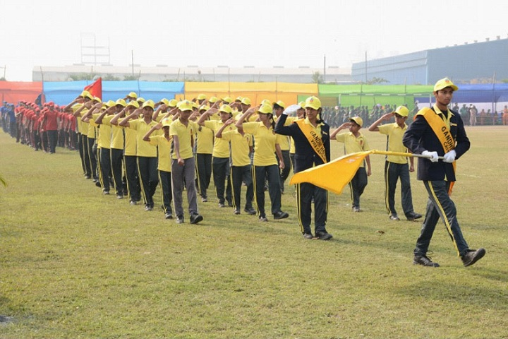 Asian International School-Sports Meet