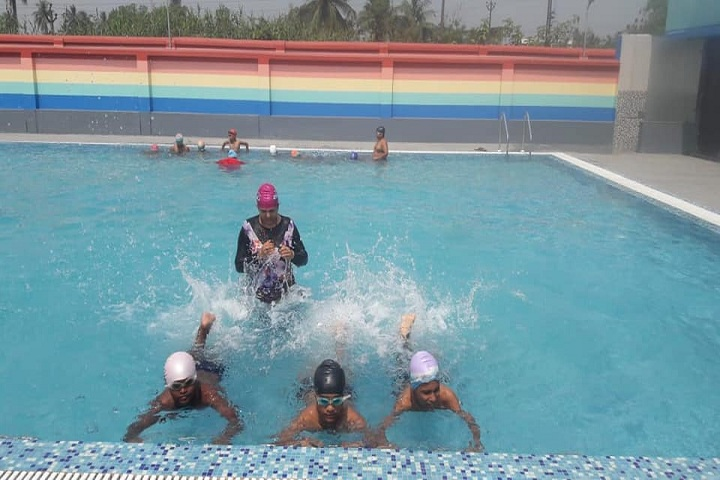 Asian International School- Swimming
