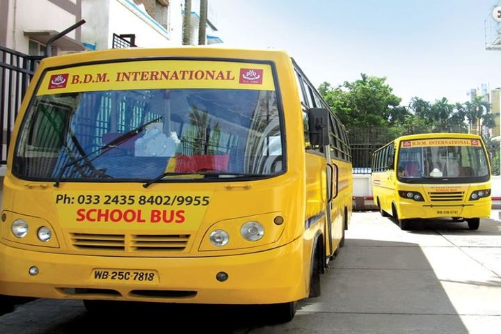 B D M International-Transport