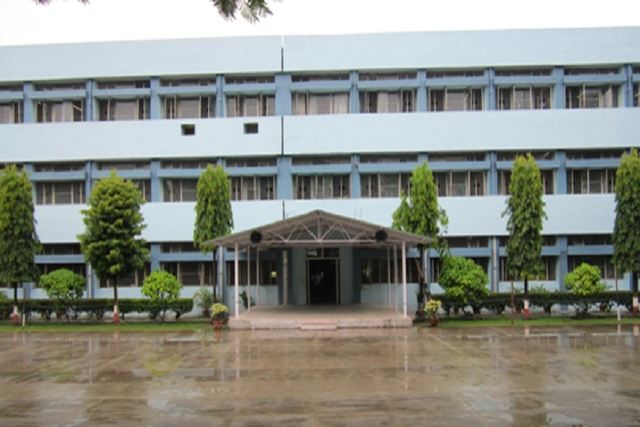 Border Security Force Residential School-School building