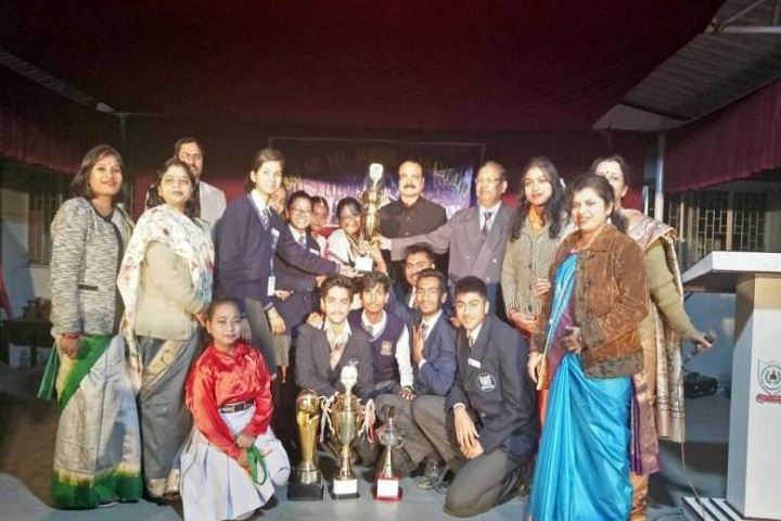 Border Security Force Residential School-Achievment