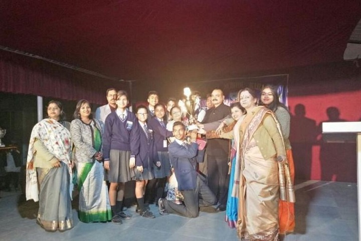 Border Security Force Residential School-Celebrations