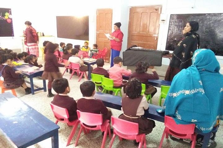 B S S Central Public School-Childrens Classroom