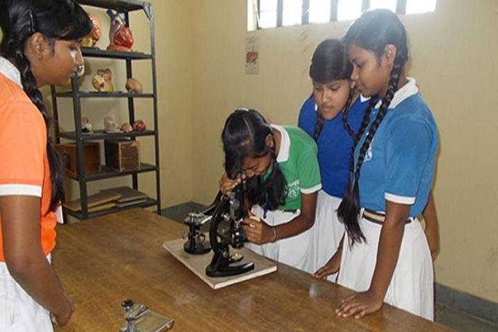 B S S Central Public School- Science Laboratory