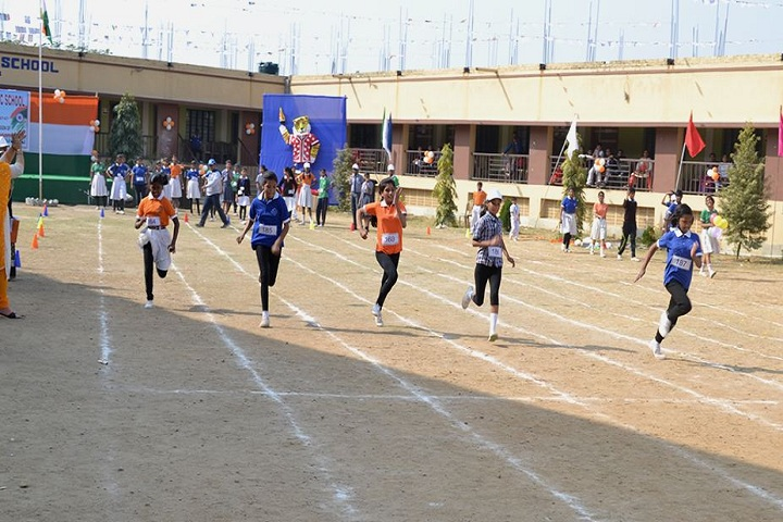 B S S Central Public School- Sports