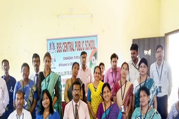 B S S Central Public School- Staff