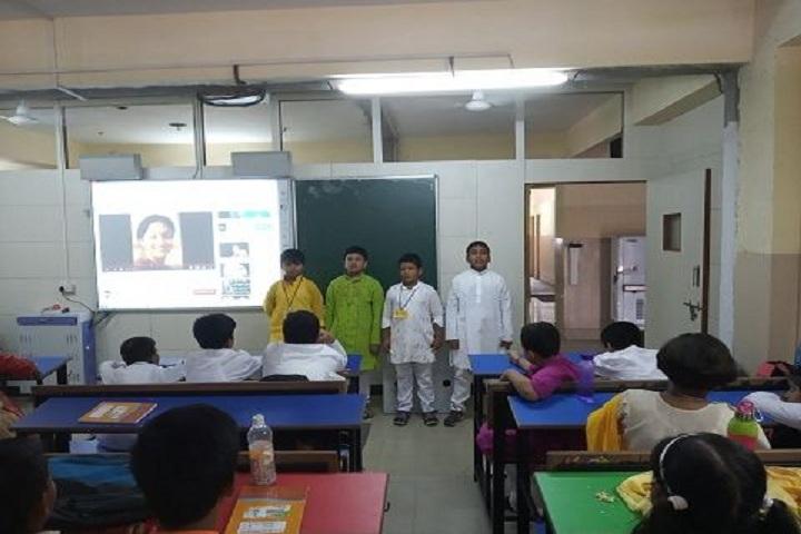 Barasat Indira Gandhi Memorial High School-AV Room