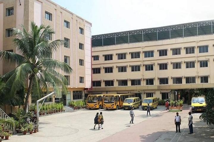 Barasat Indira Gandhi Memorial High School-Campus View