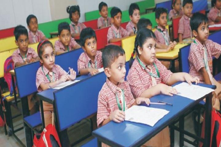 Barasat Indira Gandhi Memorial High School-Classroom