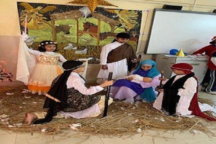 Barasat Indira Gandhi Memorial High School-Drama